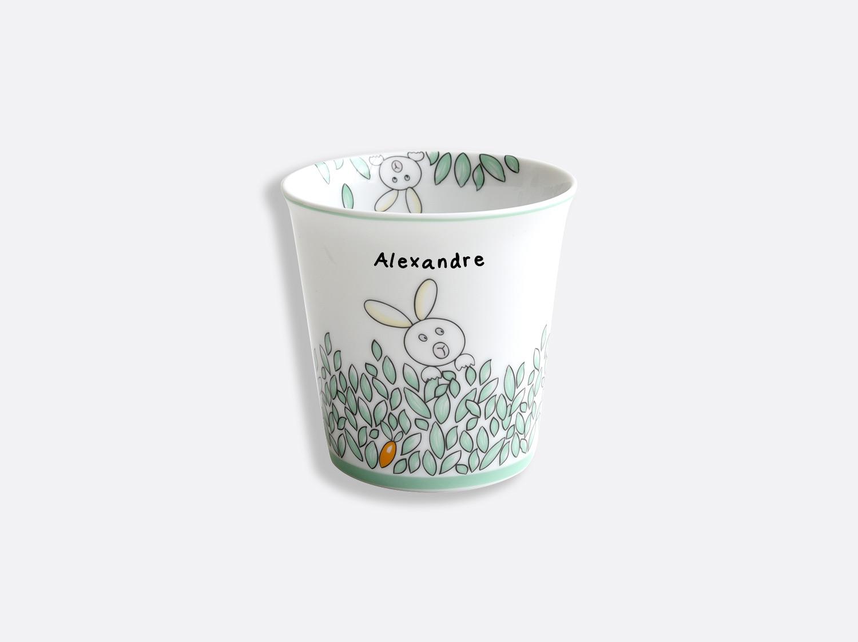 Gobelet en porcelaine de la collection Petit Boulingrin - Personnalisation Bernardaud