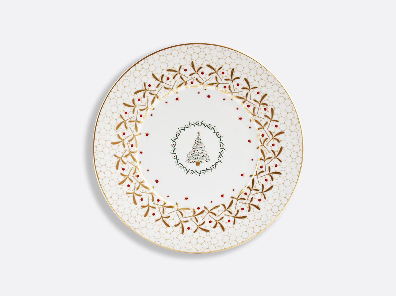 "China Dessert plate 8.5"" of the collection Noël | Bernardaud"