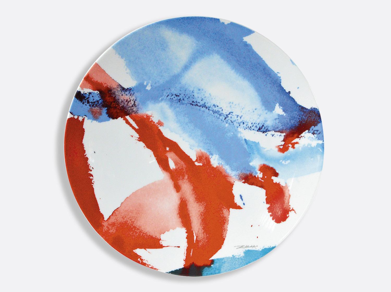 China クープ36cm of the collection Aux couleurs de la France, Zao Wou-Ki | Bernardaud