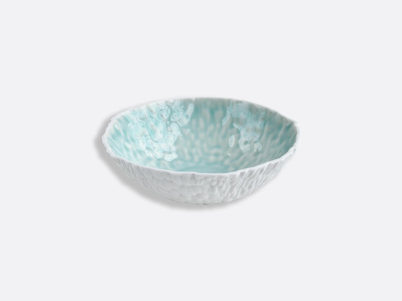 Bol Céladon / Blanc 16,5 cm en porcelaine de la collection ECORCE CELADON Bernardaud