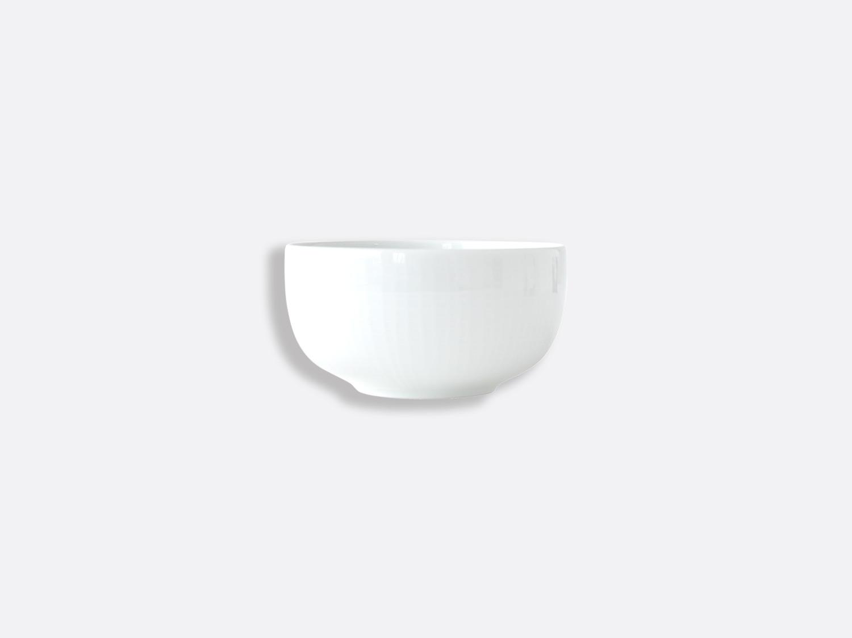 China Rice bowl of the collection Organza blanc | Bernardaud