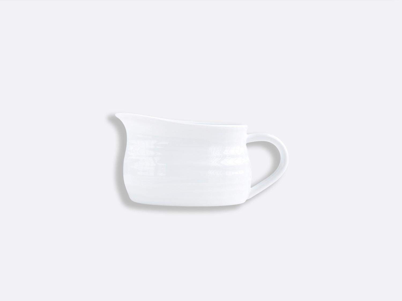 Saucière  en porcelaine de la collection Origine Bernardaud