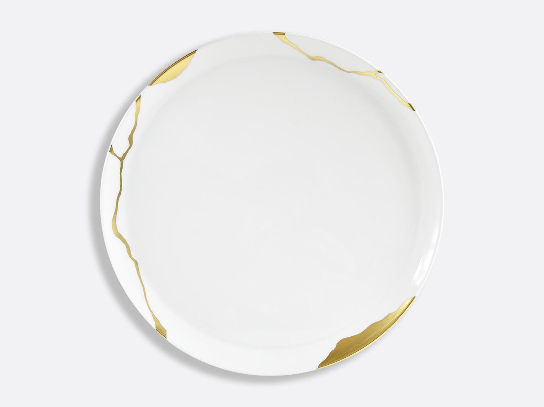 China Round tart platter 32 cm of the collection Kintsugi | Bernardaud