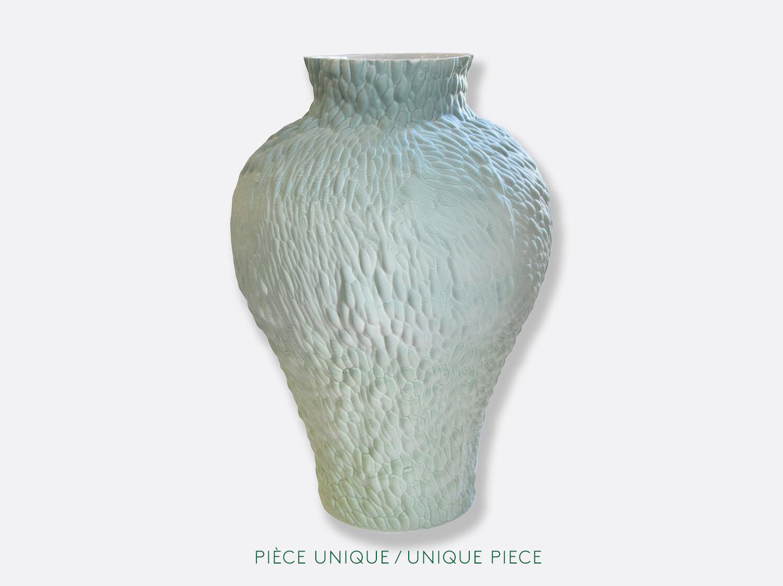 Vase ML H. 46 cm n°2 en porcelaine de la collection SARAH-LINDA FORRER - ECORCE Bernardaud