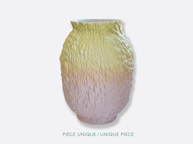 Vase toscan n°2 en porcelaine de la collection SARAH-LINDA FORRER - ECORCE Bernardaud