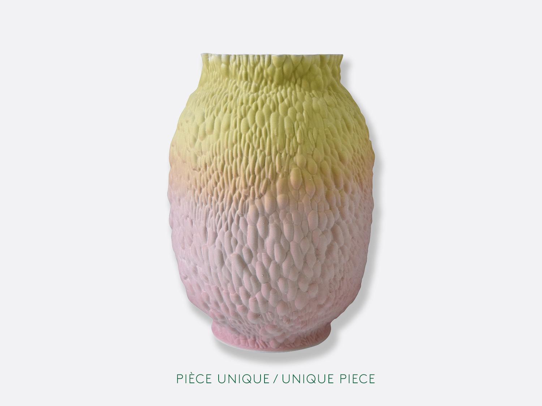 Vase toscan n°10 en porcelaine de la collection SARAH-LINDA FORRER - ECORCE Bernardaud