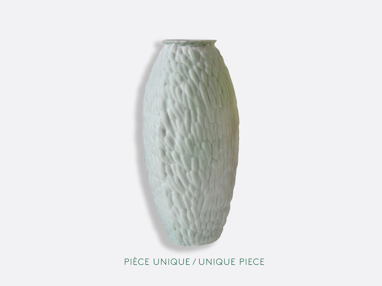 Vase trouville H.30 n°10 en porcelaine de la collection SARAH-LINDA FORRER - ECORCE Bernardaud