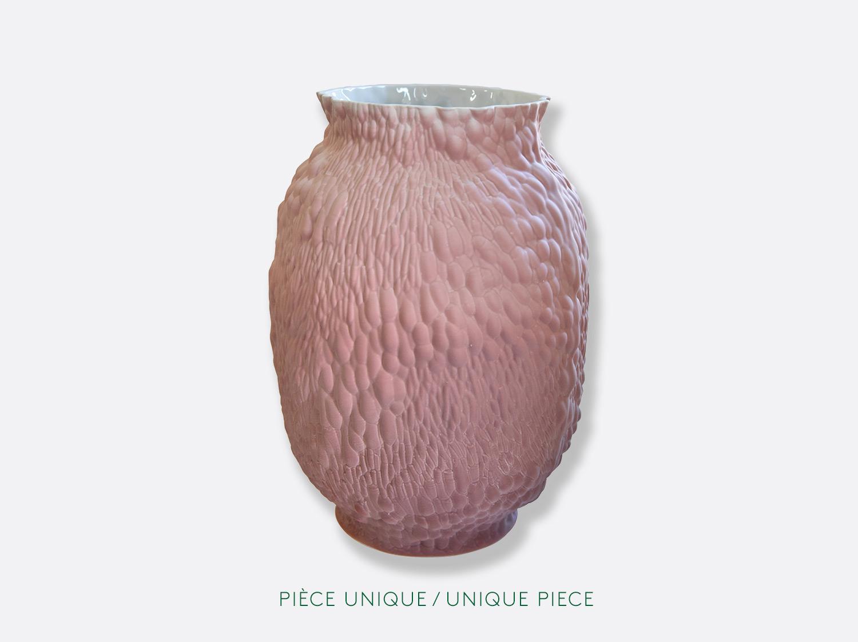 Vase toscan n°1 en porcelaine de la collection SARAH-LINDA FORRER - ECORCE Bernardaud