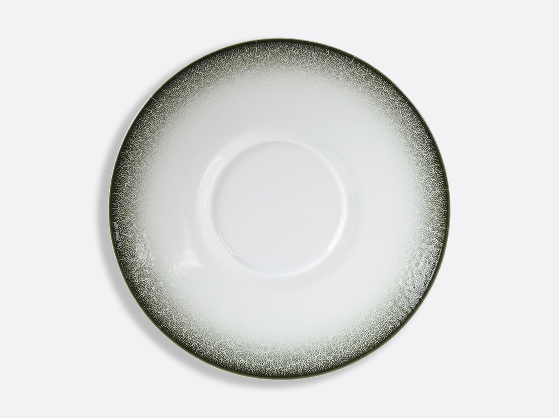 Assiette plate Shogun 29,5 cm en porcelaine de la collection TERRA LICHEN Bernardaud