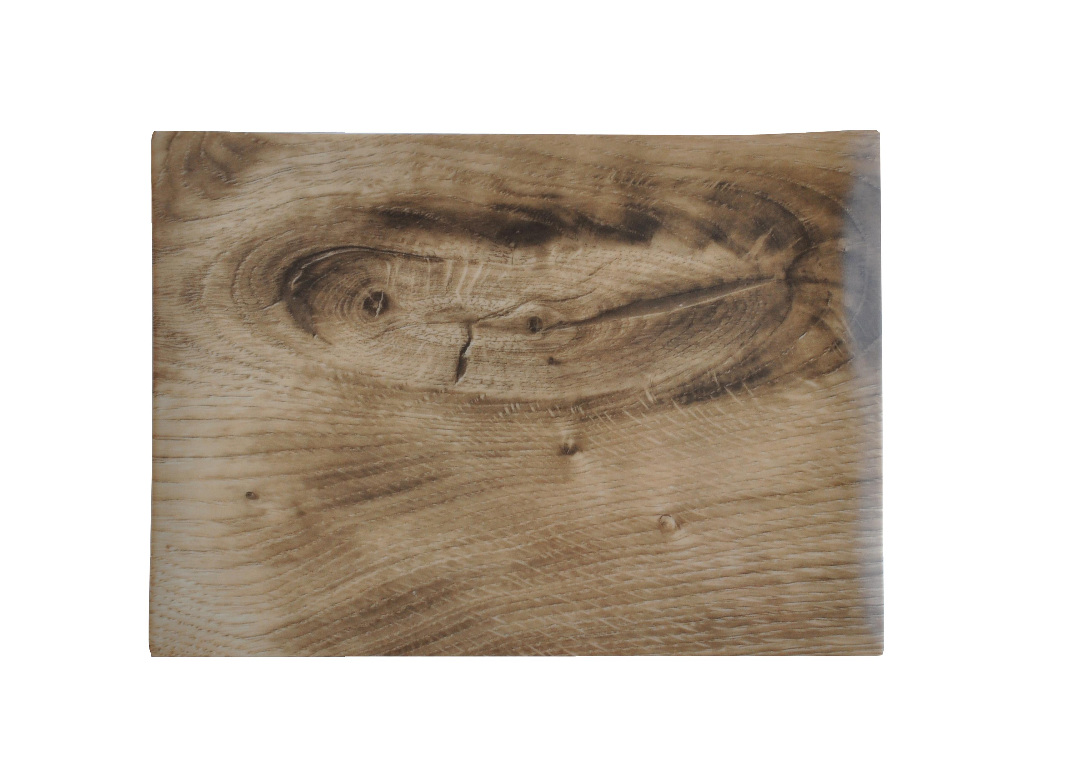 China Rectangular platter 27 x 19 cm of the collection Bois Clair | Bernardaud