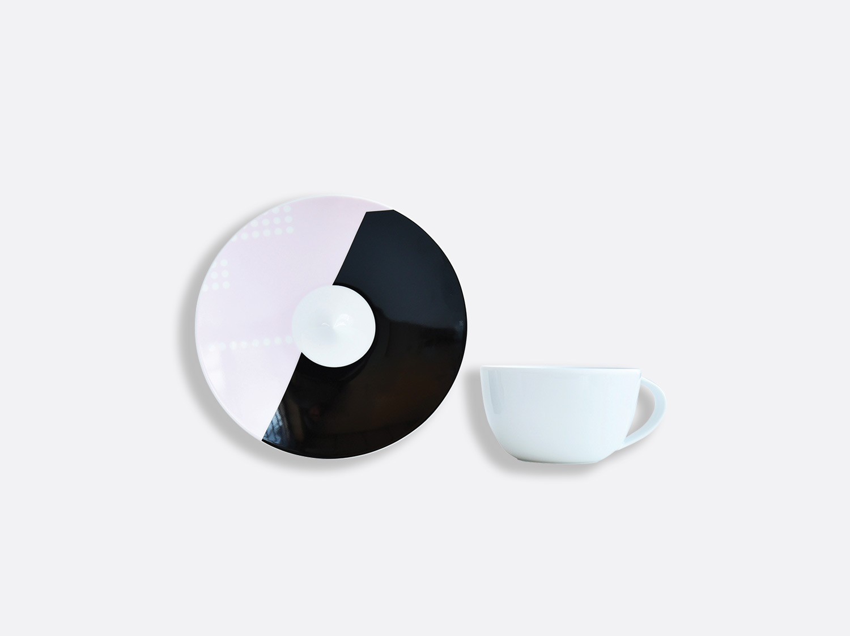 Coffret de tasses & soucoupes thé 20 cl en porcelaine de la collection OSCAR Bernardaud