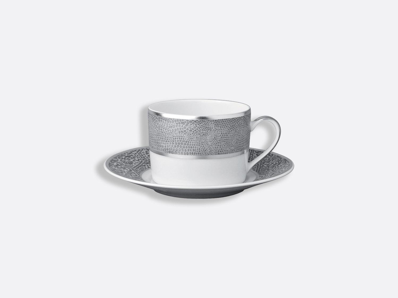 Coffret de tasses & soucoupes thé 15 cl - A l'unité en porcelaine de la collection Sauvage Bernardaud
