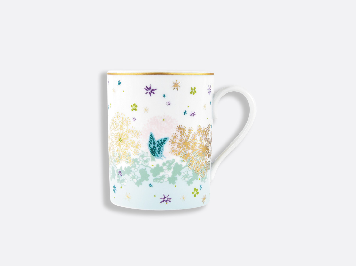 Mug 25 cl - A l'unité en porcelaine de la collection FÉERIE - MICHAËL CAILLOUX Bernardaud