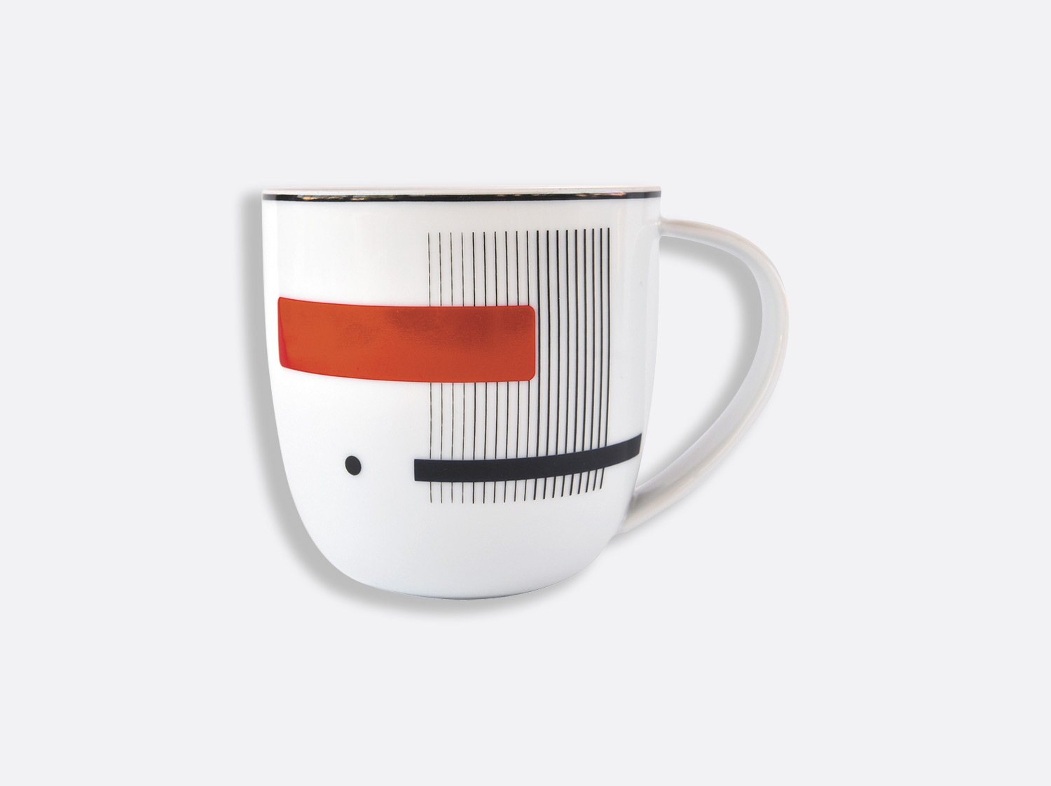 Mug 35 cl - A l'unité en porcelaine de la collection OSCAR Bernardaud