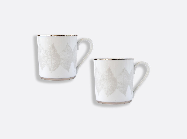 China Mug 25 cl - Set of 2 of the collection Silva | Bernardaud